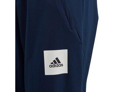 ADIDAS Kinder Sporthose TR AERO Blau