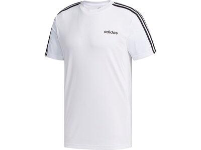 ADIDAS Herren Shirt D2M CA 3S Pink