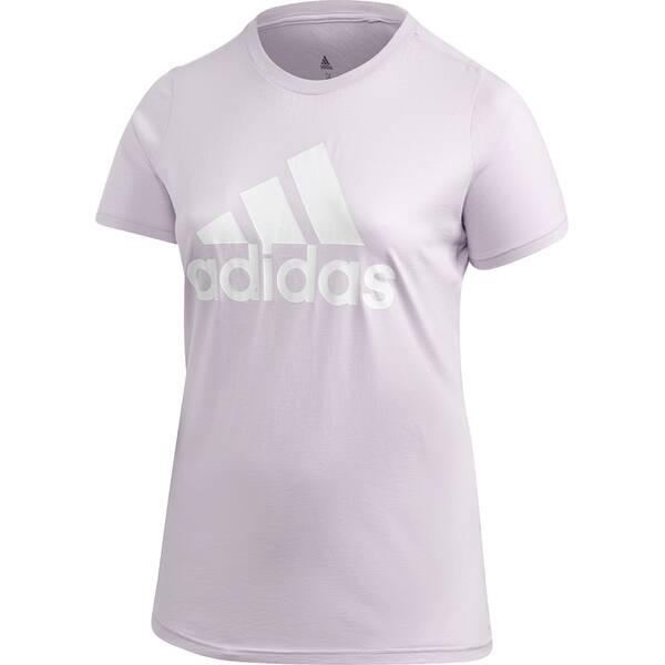 ADIDAS Damen T-Shirt Badge of Sport