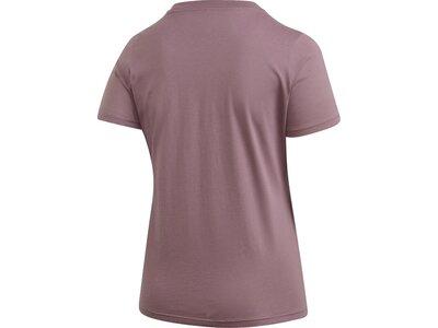 adidas Damen Must Haves Badge of Sport T-Shirt – Große Größen Grau