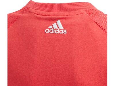 ADIDAS Kinder Kleid JG A Bold Rot