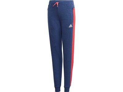 ADIDAS Kinder Sporthose JG A Bold Blau