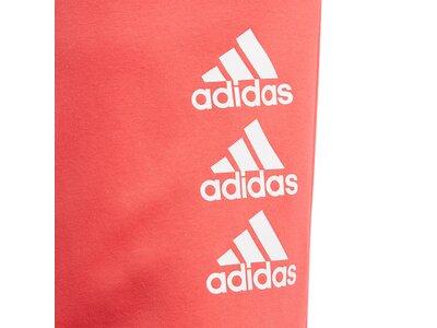 ADIDAS Mädchen Sweatshirt Rot