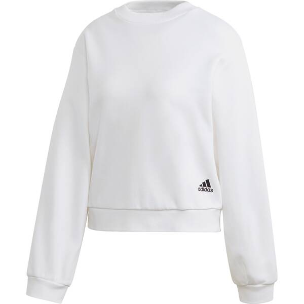 ADIDAS Damen Sweatshirt Pleated