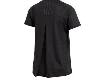 ADIDAS Damen Shirt Schwarz
