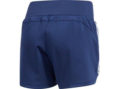 ADIDAS Damen Shorts 3S WVN GYM Blau