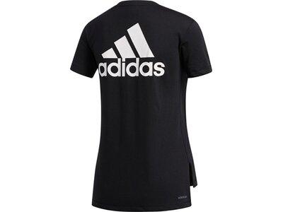 adidas Damen Go-To T-Shirt Schwarz