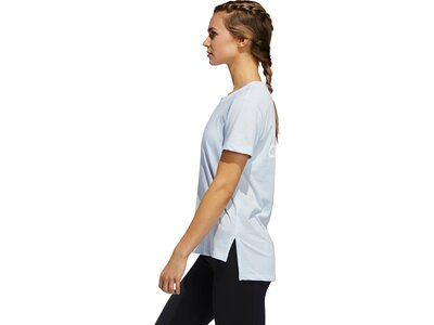 adidas Damen Go-To T-Shirt Grau