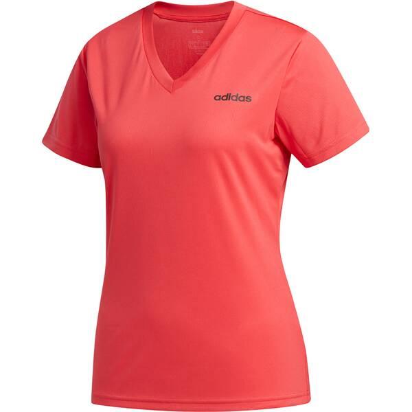 ADIDAS Damen Shirt W D2M SOLID T