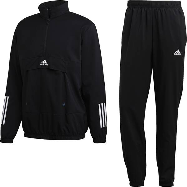 ADIDAS Herren Sportanzug MTS Tech
