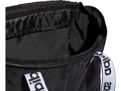 adidas Damen T4H 2 Rucksack S Schwarz