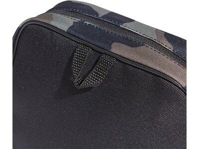 adidas Linear Logo Organizer Tasche Grau