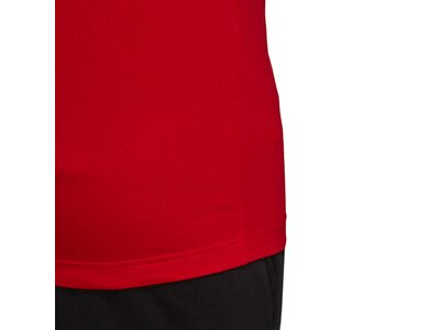 ADIDAS Lifestyle - Textilien - T-Shirts MH Badge of Sport T-shirt Rot