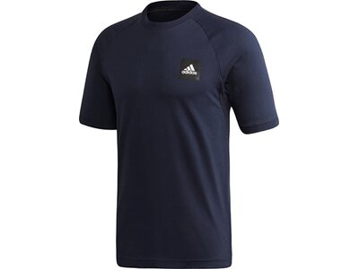 adidas Herren Stadium Tee Sportmode T-Shirt Schwarz