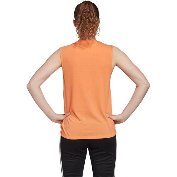 adidas Damen Tank Top Sportmode ärmelloses T-Shirt