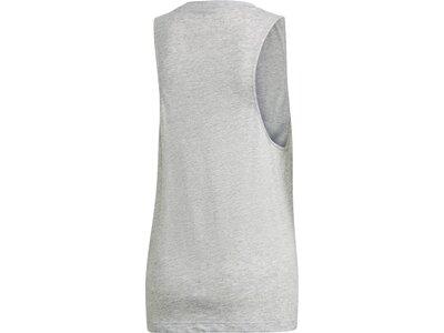 adidas Damen Winners Tank Top Sportmode ärmelloses T-Shirt Silber