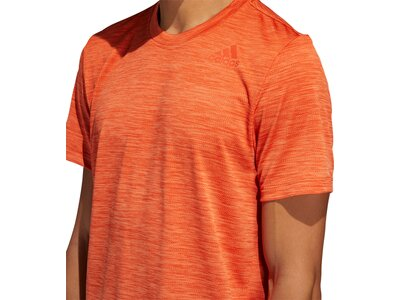 adidas Herren Tech Gradient Tee Aeroready Sport T-Shirt Braun