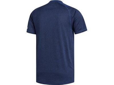 ADIDAS Herren T-Shirt FL GEO Blau