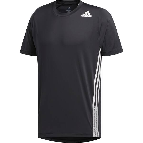 ADIDAS Herren Trainingsshirt FreeLift 3-Streifen