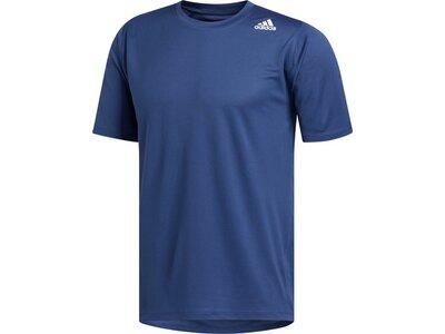 ADIDAS Herren Shirt FL_SPR Z FT 3ST Blau