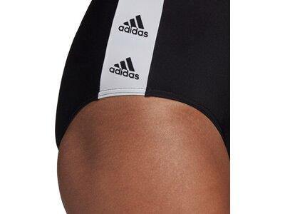 adidas Damen Tapered Schwimmen Sport Badeanzug Schwarz