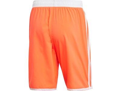 ADIDAS Herren Badeshorts 3S CLX SH CL Orange