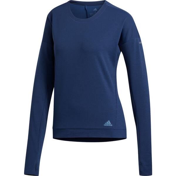 ADIDAS Damen Sweatshirt Supernova Run Cru