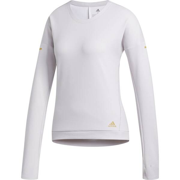 ADIDAS Damen Sweatshirt Supernova Run Cru