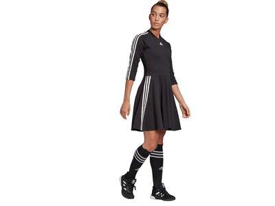 """ADIDAS Damen Kleid """"Three Stripes"""" Schwarz"""