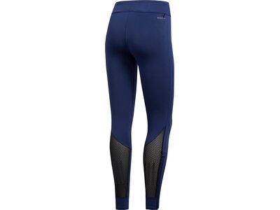 adidas Damen Own the Run Tight Blau