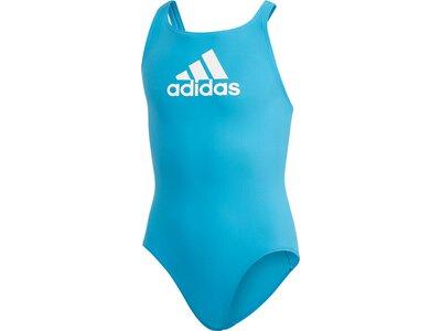 ADIDAS Kinder Badeanzug BOS Blau