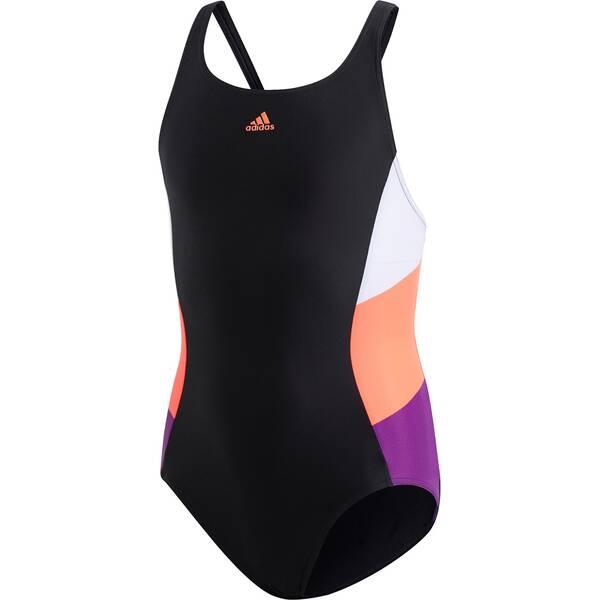 adidas Mädchen Colorblock Badeanzug