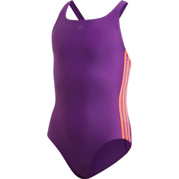 ADIDAS Damen Badeanzug Athly V 3-Streifen