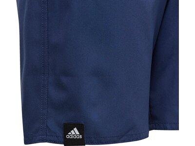 adidas Kinder Lineage Badeshorts Blau