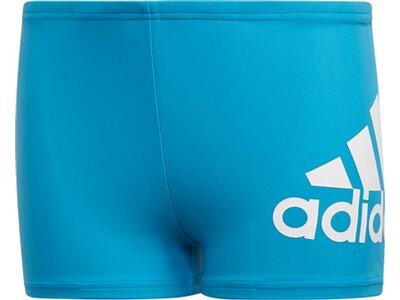 ADIDAS Kinder Badehose BOS BOXER Blau