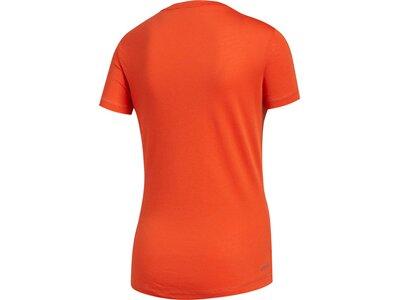 ADIDAS Damen Shirt PRIME Rot