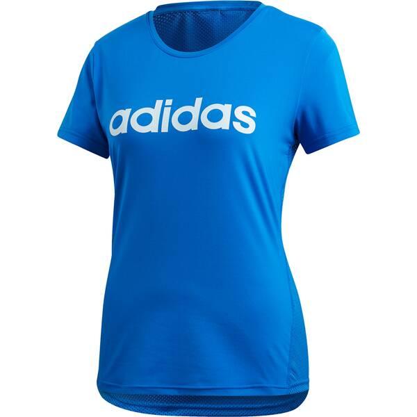 ADIDAS Damen Shirt D2M LO