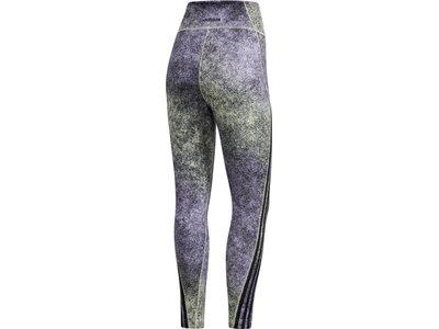 adidas Damen Feel Brilliant 7/8-Tight Grau