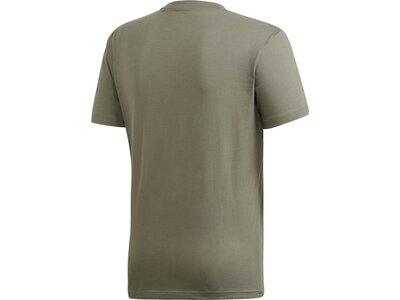 ADIDAS Herren Shirt E CAMO LIN Grau