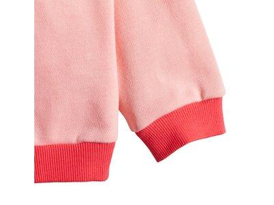 ADIDAS Kinder Sportanzug I LIN JOGG FT Pink