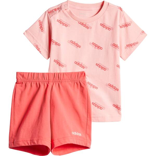 ADIDAS Kinder Sportanzug I FAV SS SET