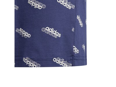 ADIDAS Kinder Shirt FAV T Blau