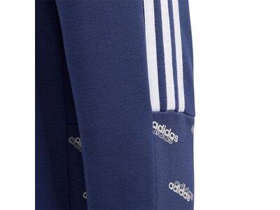 ADIDAS Kinder Sporthose FAV Blau