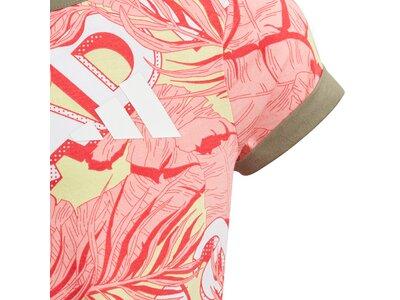 adidas Mädchen The Pack T-Shirt Pink