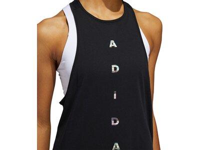 ADIDAS Damen Shirt UNIV TANK 2 Schwarz