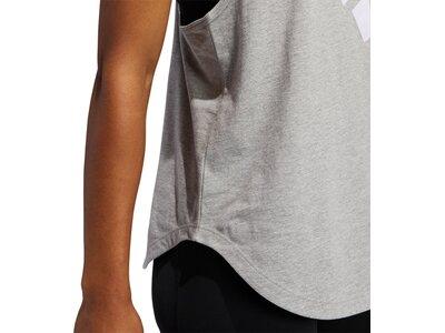 ADIDAS Damen Shirt UNIV TANK 3 W Silber