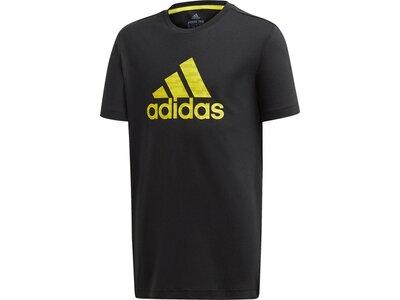 adidas Jungen Prime T-Shirt Schwarz
