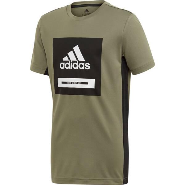 ADIDAS Kinder T-Shirt Bold
