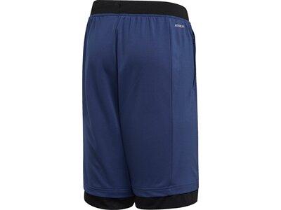 ADIDAS Kinder Shorts TR BOLD Blau