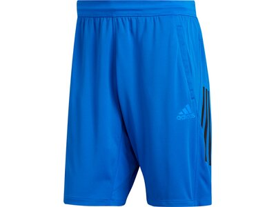 ADIDAS Herren Shorts 3S KN Blau
